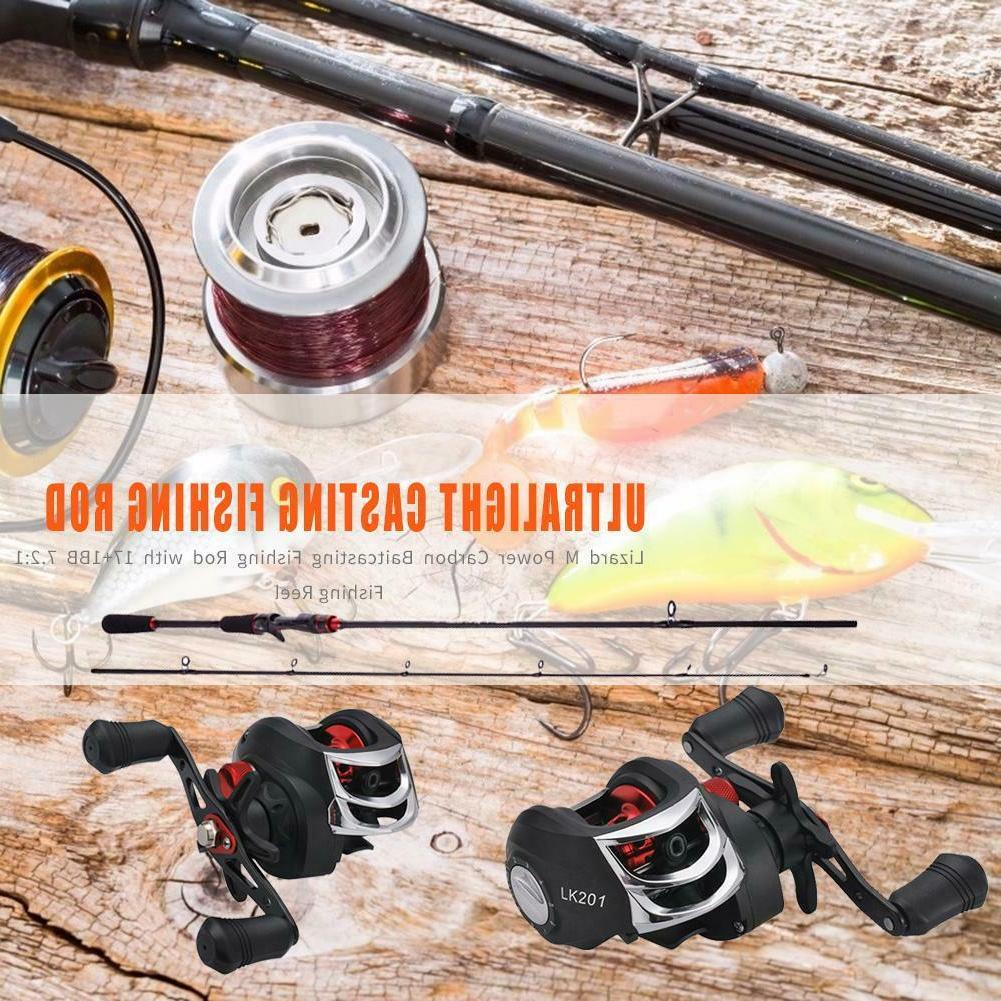 18+1BB Metal 7.1:1 Gear Reel Left US