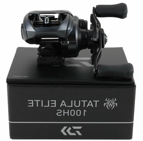 2019 new tatula elite baitcast reel tael100hs