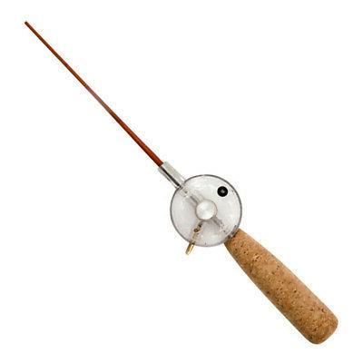 Winter Mini Ice Fishing Rod and Reel Combo Travel Baitcastin