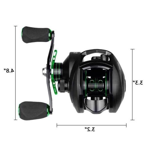 8.1:1 Magnetic Braking System Speed Right