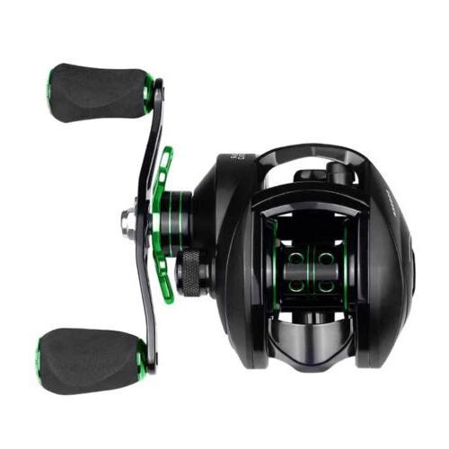 8 1 1 baitcasting fishing reel magnetic