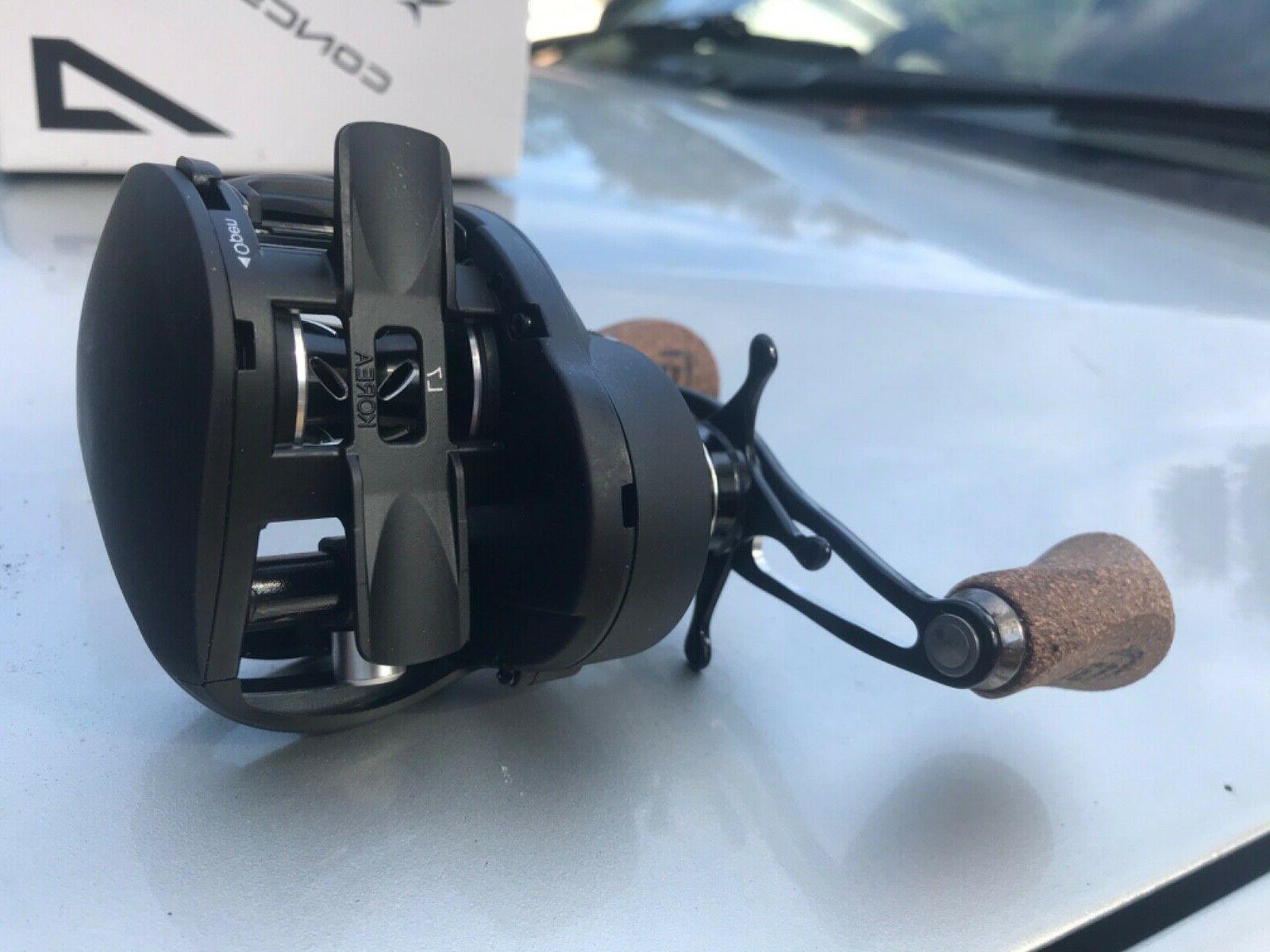 13 Fishing A7.3-LH A Baitcast Left Hand -