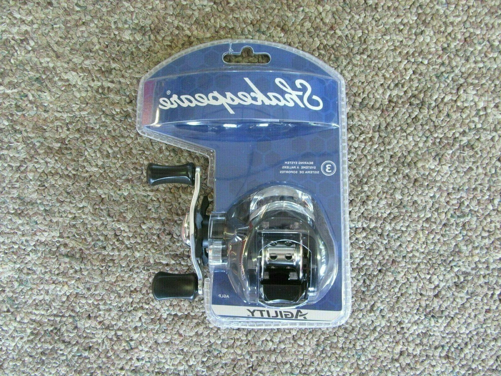 agility profile spinning reel