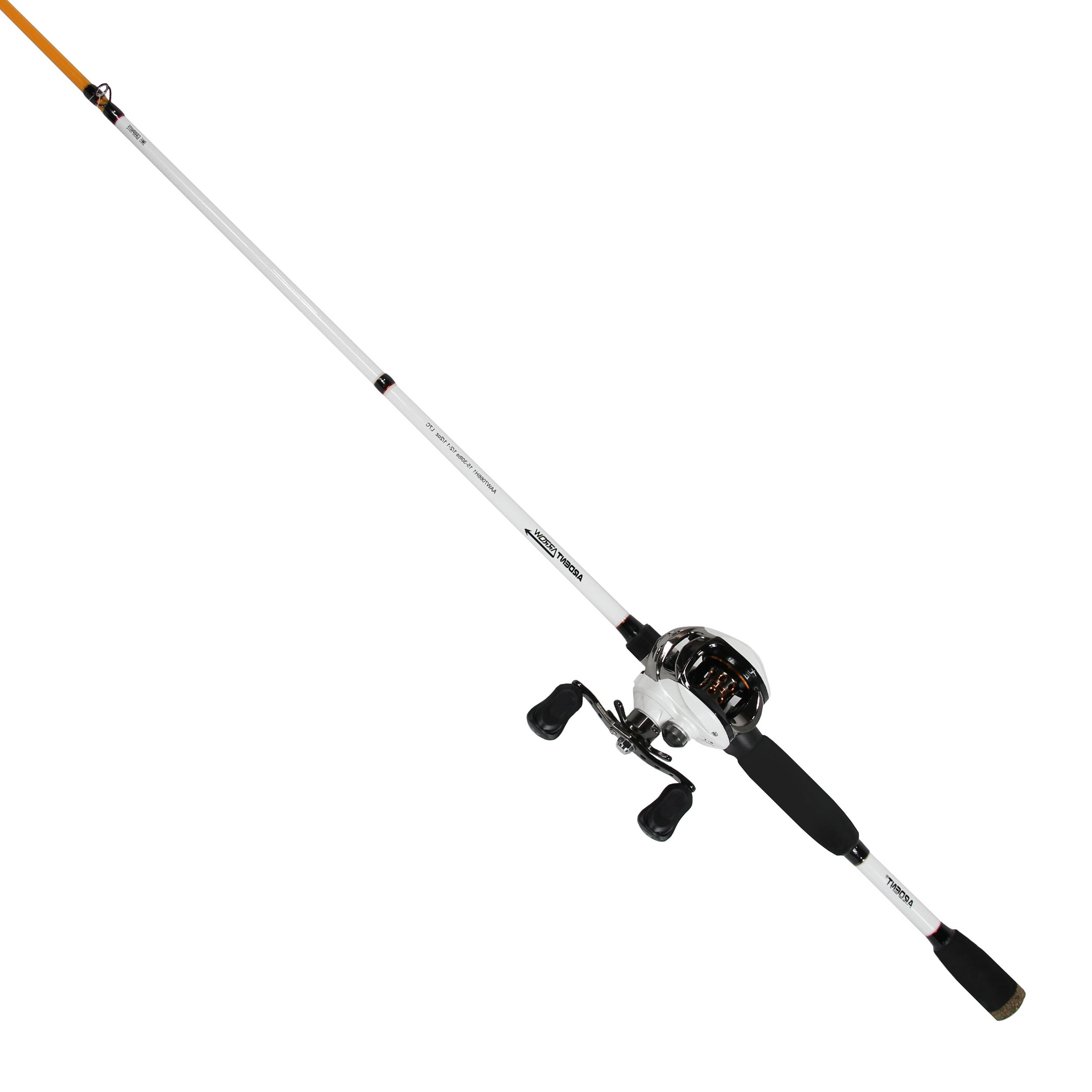 arrow baitcasting combo w 1 pc graphite