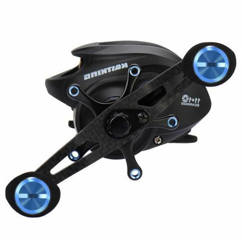 KASTKING CARBON REEL - OUR LIGHTEST BAITCASTER