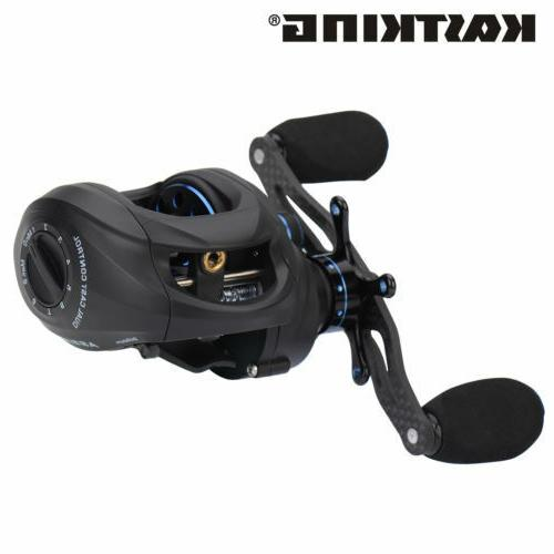 assassin carbon baitcasting reel our lightest baitcaster