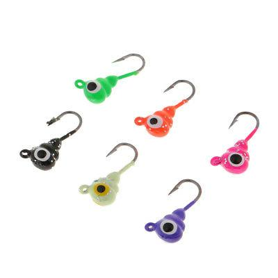 Ice Fishing Drum Reel Wheel Jigs Hooks