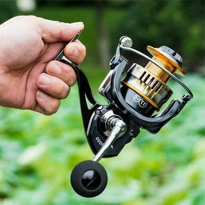 Baitcasting Fishing Reel 5.0:1 Fishing Wheel Left/Right