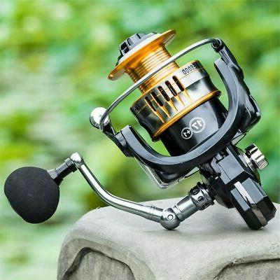Baitcasting Fishing 5.0:1 Fishing Baitcaster Left/Right Hand