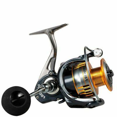Baitcasting Fishing 17+1BB 5.0:1 Wheel Baitcaster Left/Right Hand