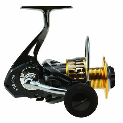 Baitcasting Reel 17+1BB 5.0:1 Left/Right Hand