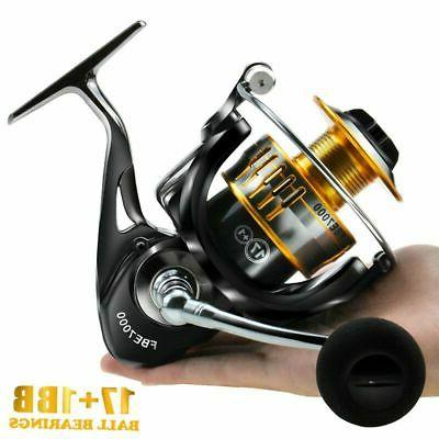 baitcasting fishing reel 17 1bb 5 0