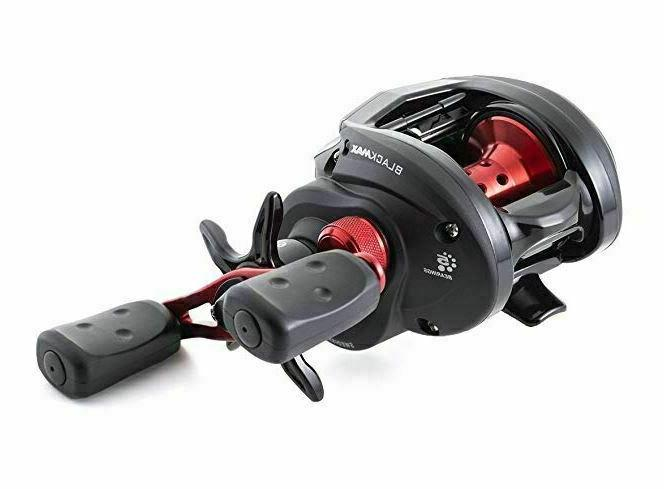 black max baitcasting reel brand new no