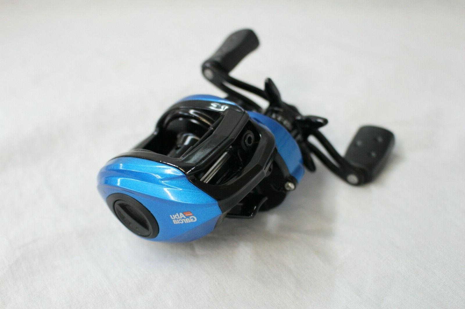 ABU GARCIA BLUE MAX LOW RIGHT-HANDED BAITCASTING