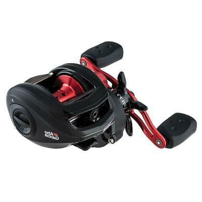 Abu Garcia 1365366 Black Max Low Profile Reel, 6.4: 1 Gear R