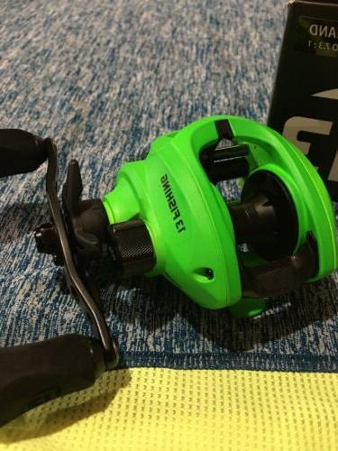 Brand New 13 Sport Z Hand Profile Baitcast Reel