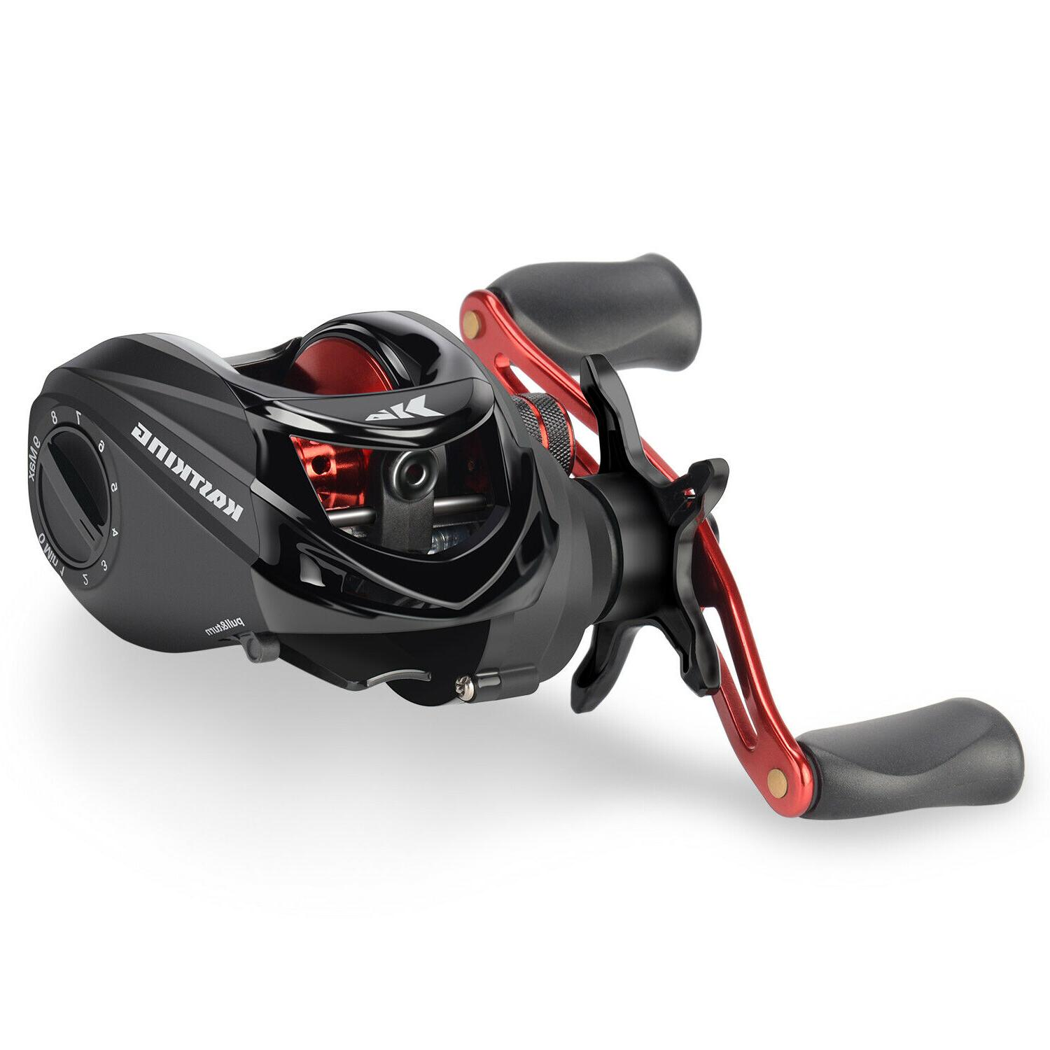 KastKing Brutus 6.3:1 Profile Reels Magnetic Brake