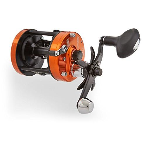 Abu 1365392 Catfish 6500 1 Gear Ratio, 4 Retrieve Rate, Max Drag,