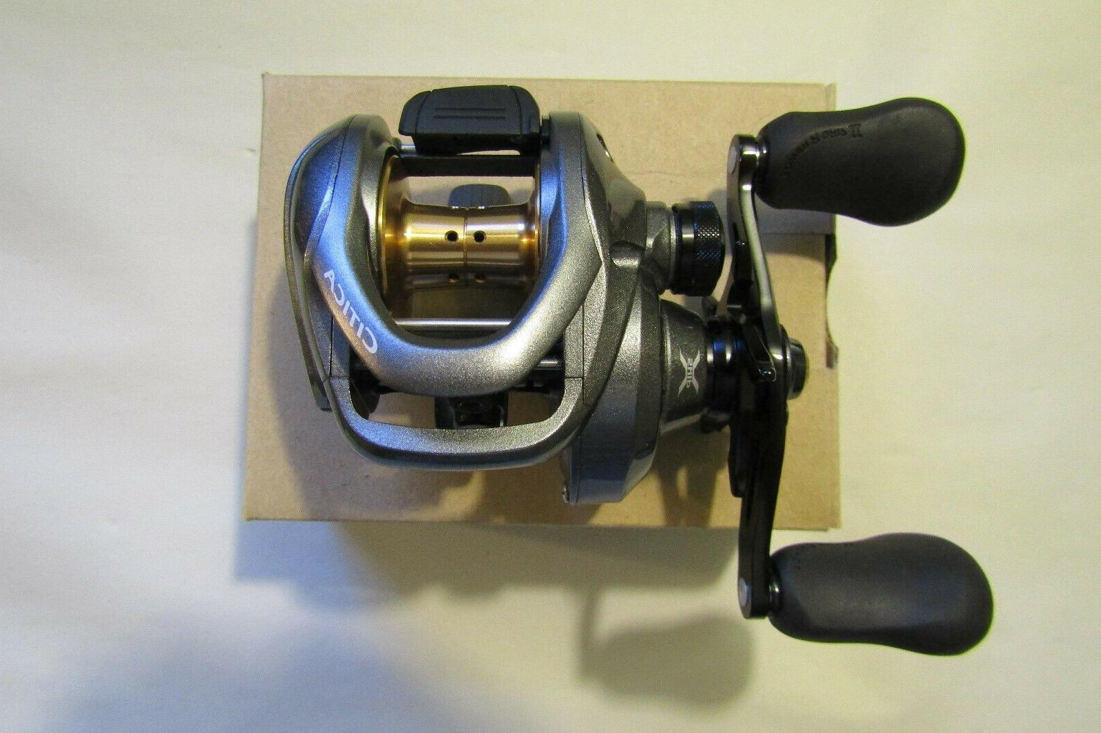 citica 200 hg baitcaster
