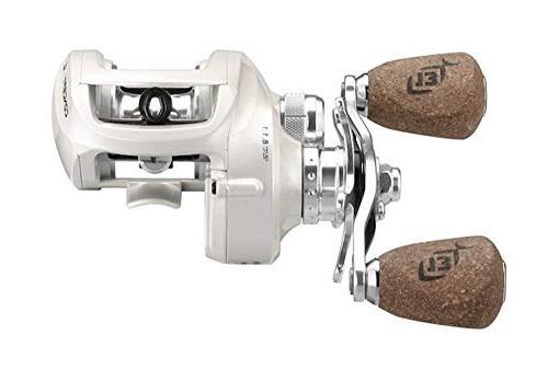 13 Fishing C7.3 9BB Frame/Carbon Side Plates Reel