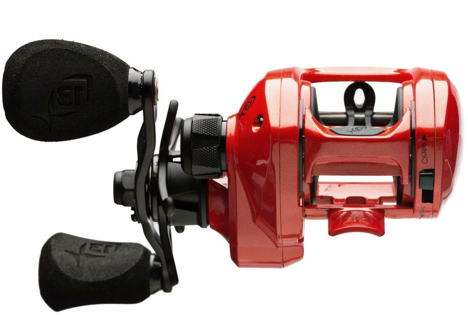 13 Fishing Concept Baitcasting Reels or Ratio FREE