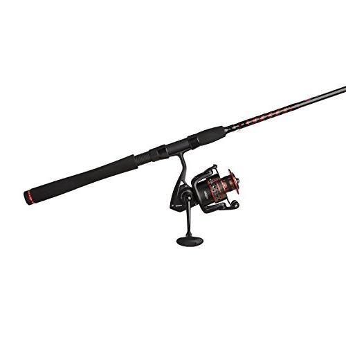 Penn Fierce 4000 Fishing Rod Spinning Inshore, 7 Feet, Medium Power, 4000 Medium