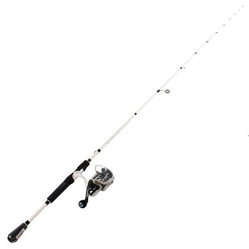 Lews Fishing Inshore Speed 1Piece Combo, 6.2: 1 Gear Ratio, Rate, Length, Power,