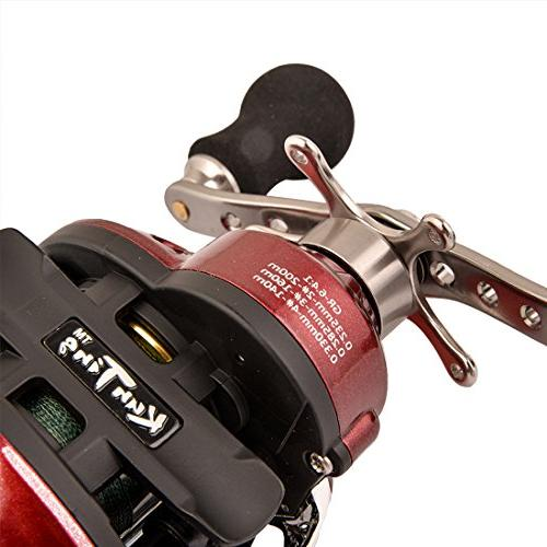 BLISSWILL Reel Fishing 14+1BB Magnetic
