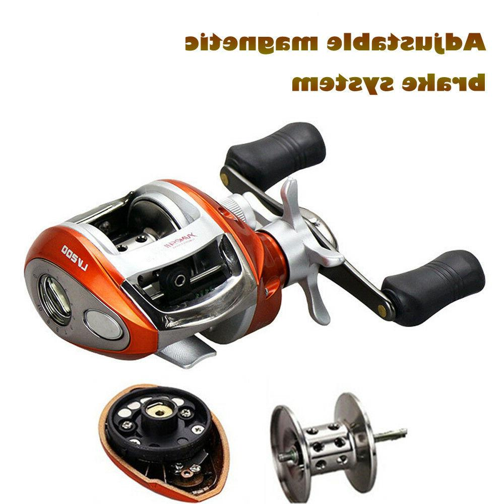 fishing reels baitcasting reels 12 1bb left