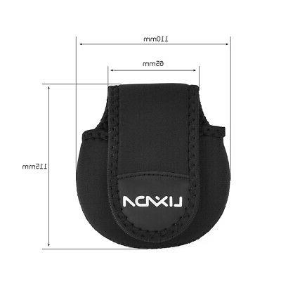 Fishing Bag Reel Protective Case Cover Pouch