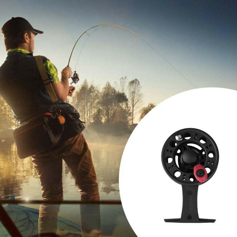 Fly Reels Ice Spinning Vessel Wheel Baitcasting Tackle Tools