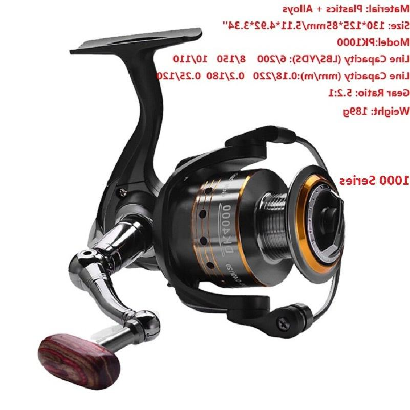 <font><b>13</b></font>+1 Ball Bearings Brake Unloading Force <font><b>Baitcasting</b></font> Long <font><b>Fishing</b></font> <font><b>Reel</b></font> Wheel Tackle