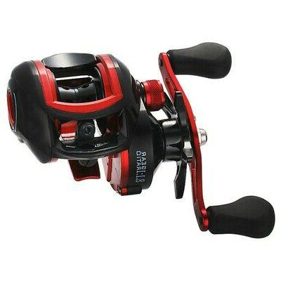 Left Right Handed Reel Lightweight Sturdy Casting Fishing