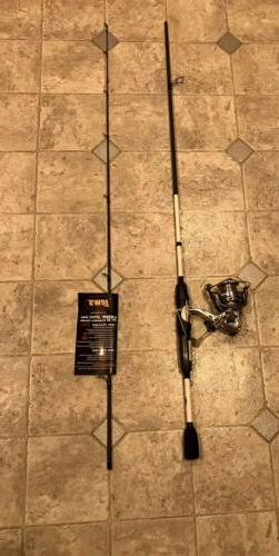 "Lew's Laser Speed Stick IM-6 6' 6"" Medium Rod Spin Combo LSG"