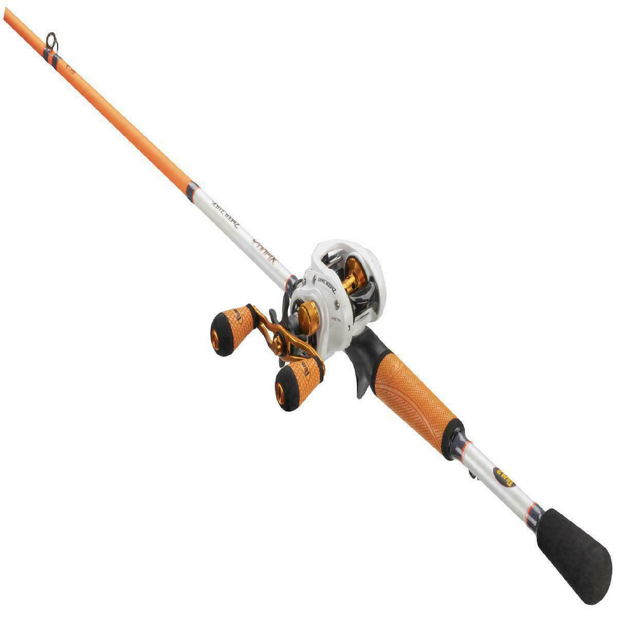 Lews Xfinity Speed Spool Baitcast Fishing Rod and Reel Combo
