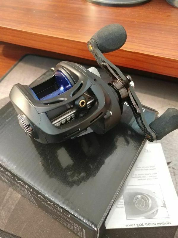 Daiwa 7.1:1 Hand Fishing Reel LEXA 300