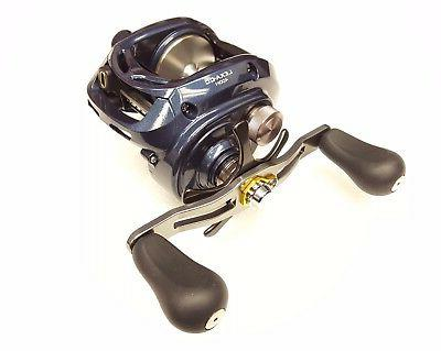 Daiwa Lexa-CC 6.3:1 Bait Clicker Baitcast Right Hand Fishing