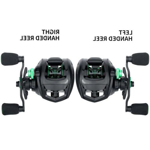 Lightweight Reels Low 6.3:1 Smooth