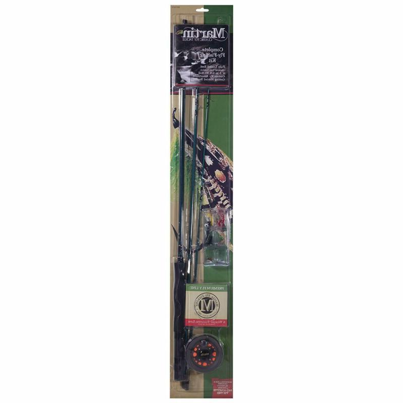 martin fly complete fly fishing kit 6
