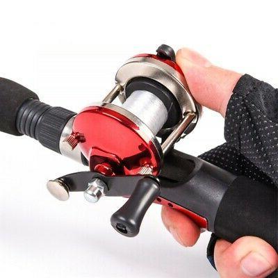 metal bait casting spinning reel ice fishing