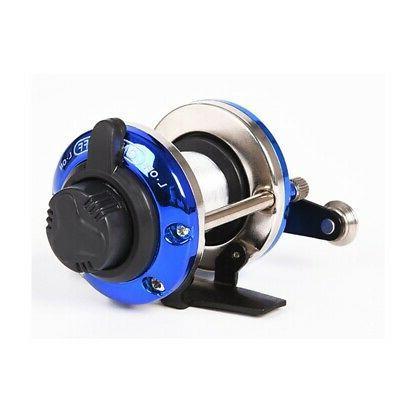 Metal Bait Casting Reel Fishing Wheel