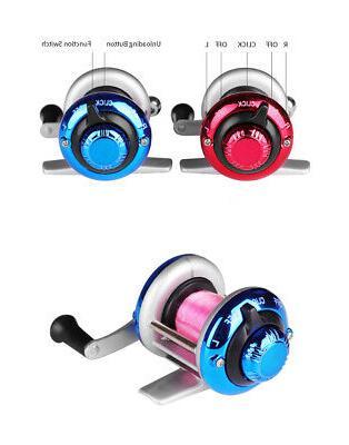Mini Bait Spinning Reel Fishing Water Wheel