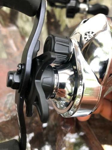 13 Fishing 13 Fishing Origin Baitcast Reel - 1 Ratio