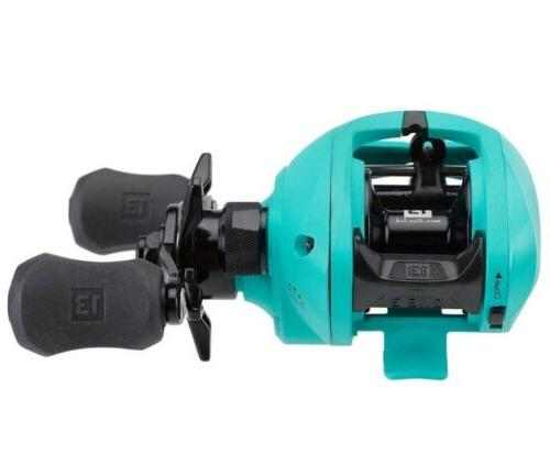 13 Saltwater Baitcast Reel - 7.3:1 Gear Ratio Left