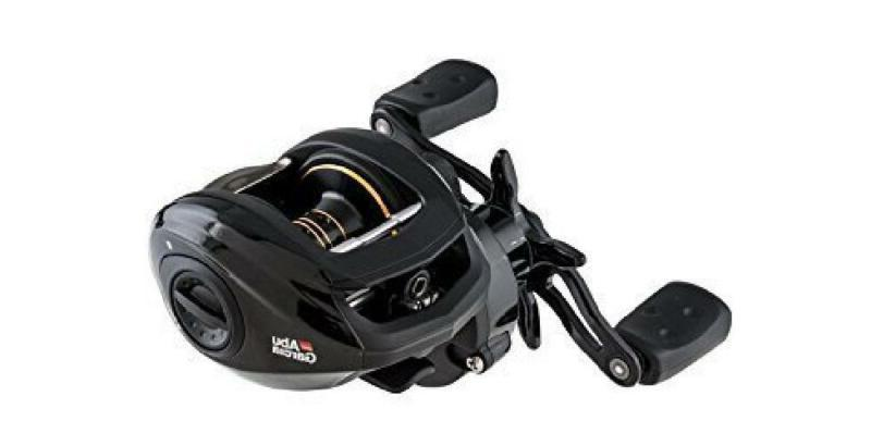 pro max low profile baitcasting fishing reel