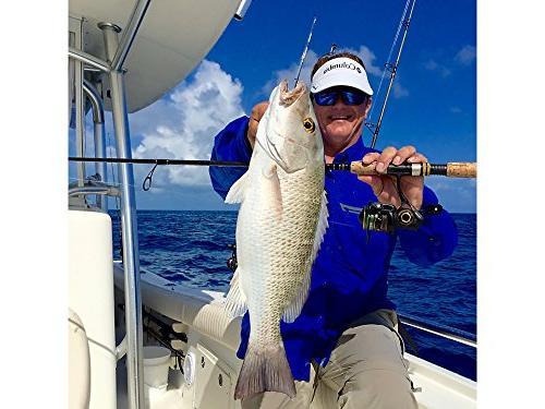 Penn PURII6000802MH PURSUIT Fishing 8'