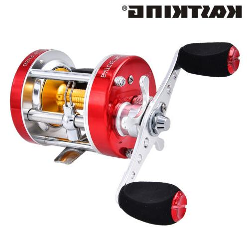 rover round baitcasting reel rated
