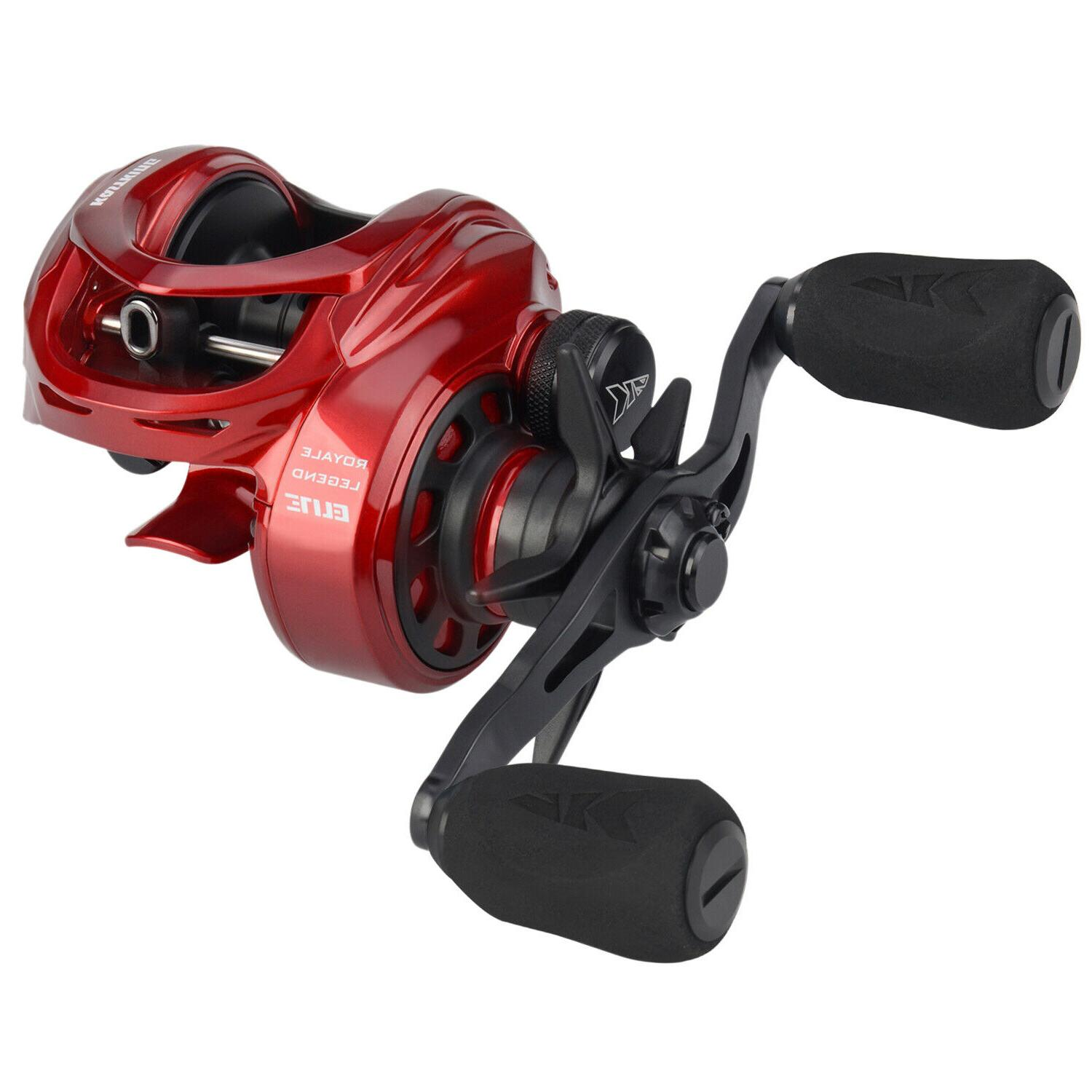 royale legend elite baitcasting reel 4 different