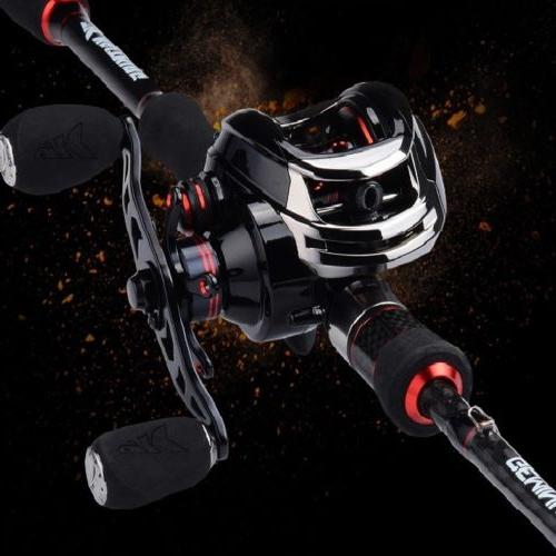 KastKing Royale Legend Baitcasting - Low Profile Baitcaster