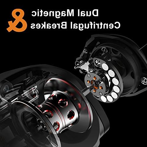 KastKing High Speed Profile Reel